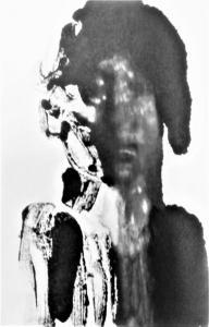 Vrouw donker