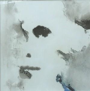 2008 portretje op papier nr.051   20x20