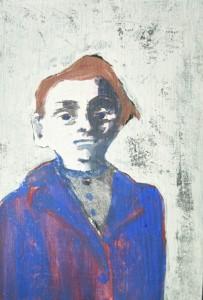 Jongen rood haar miniatuur 2014