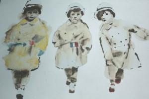 3 meisjes
